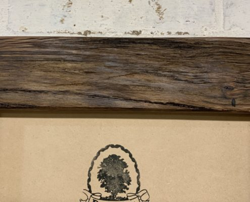 Chunky Oiled Rustic Picture Frame_detail_14