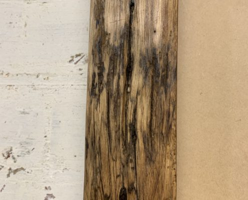 Chunky Oiled Rustic Picture Frame_detail_6
