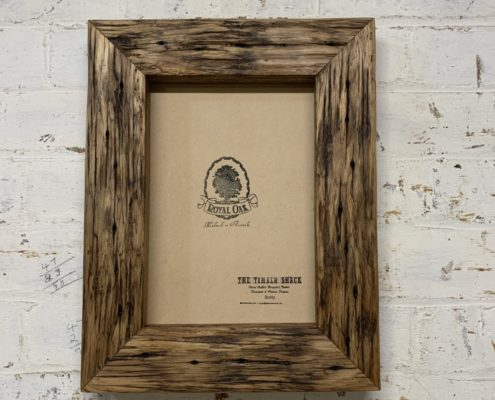 Chunky Oiled Rustic Picture Frame_front_2