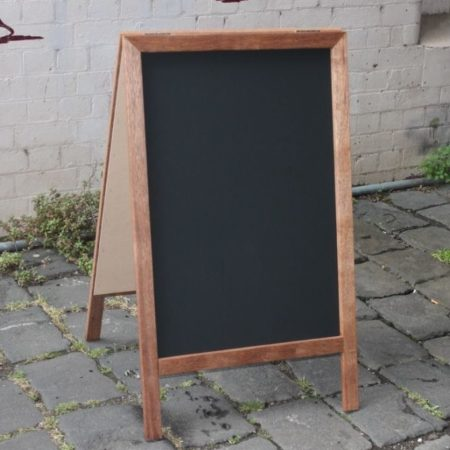 New Timber Chalkboard