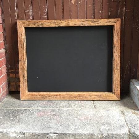 Rustic Wall Hung Chalkboard
