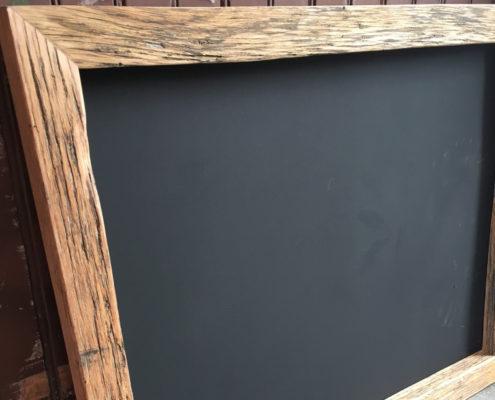 Wall Hung Rustic Chalkboard