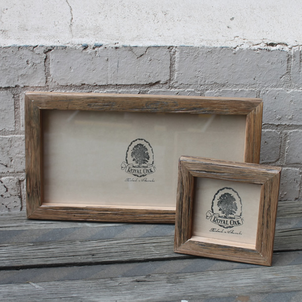Recycled Timber Picture Frame_Mini Chunky