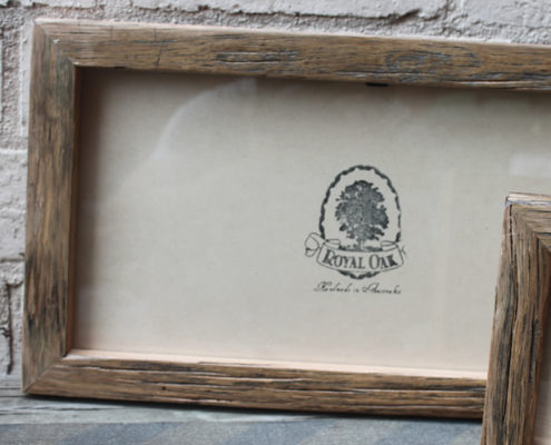 Recycled Timber Picture Frame_Mini Chunky_6