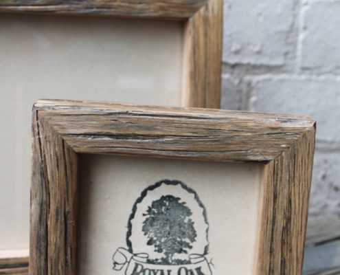 Recycled Timber Picture Frame_Mini Chunky_7