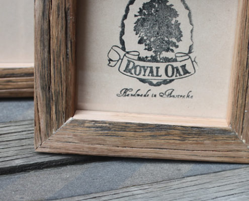 Recycled Timber Picture Frame_Mini Chunky_8