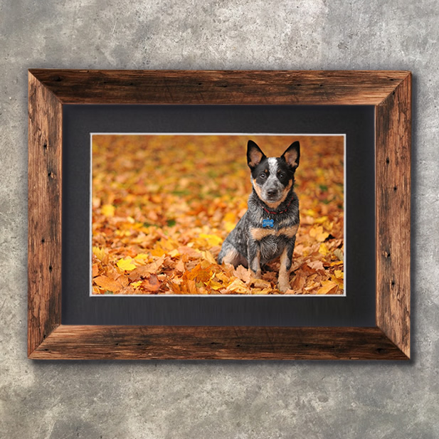 Custom Picture Frames - The Timber Shack