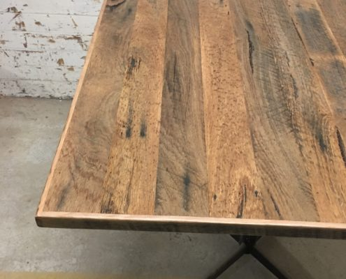 Rustic table Top_9