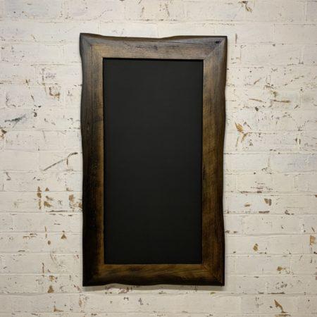 Charred Edge Premium Chalkboard